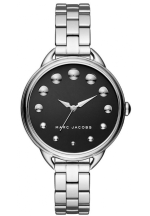 Marc Jacobs Betty Silver Watch, 36mm