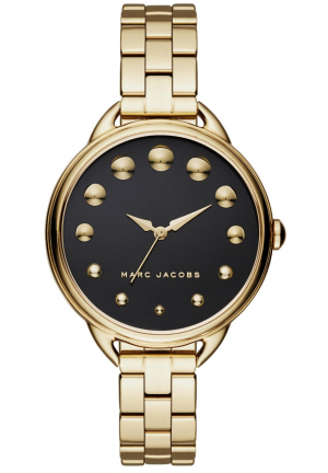 Marc Jacobs Women's Betty Gold-Tone Watch
