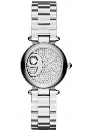 Marc Jacobs Women's Dotty Stainless Steel Bracelet Watch 25mm