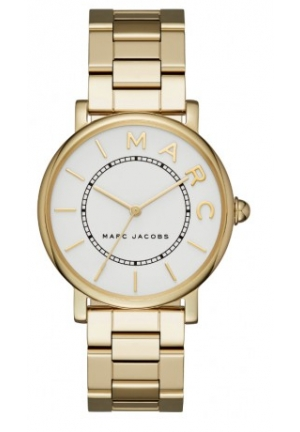 Roxy Gold-Tone Three-Hand Watch