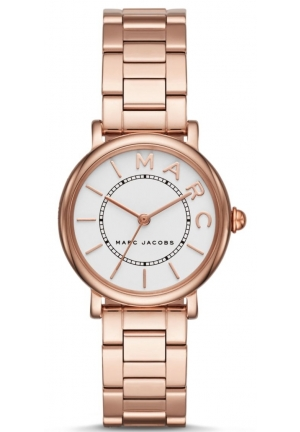 Marc Jacobs Women's Roxy Rose Gold-Tone Stainless Steel Bracelet Watch 28mm