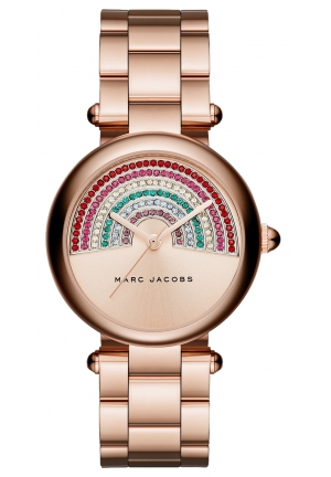 THE DOTTY ROSE GOLD WATCH 34MM,