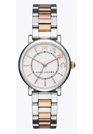 Women's Roxy Two Tone Bracelet Watch 28mm,