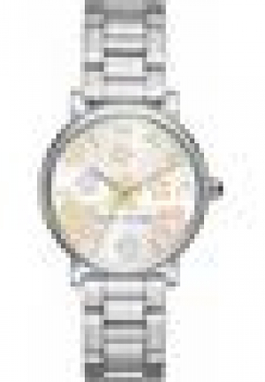 MARC JACOBS CLASSIC STAINLESS-STEEL