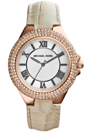 MICHAEL KORS Slim Camille Ladies Watch, 40mm