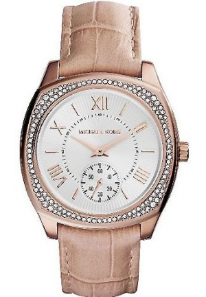 Watch Michael Kors Bryn Leahterl Woman 40mm