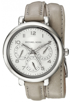 MICHAEL KORS Kohen Rose Gold-Tone Dial Ladies Watch