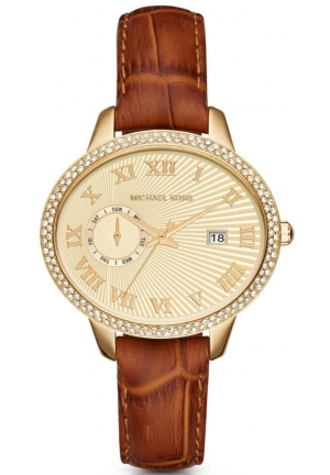MICHAEL KORS Brown Whitley 41mm