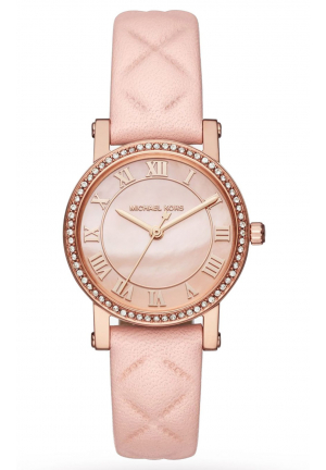 PETITE NORIE MOTHER OF PEARL DIAL LADIES WATCH