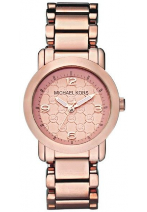 Michael Kors Runway Rose Dial Ladies Watch