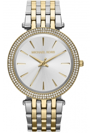 MICHAEL KORS Michael Kors Darci Two-tone Ladies Watch