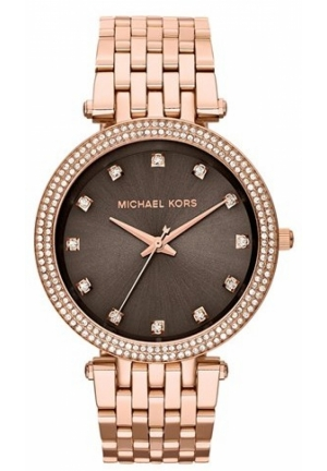 MICHAEL KORS Michael Kors Women's 'Darci' Crystal Bezel Bracelet Watch, 39mm