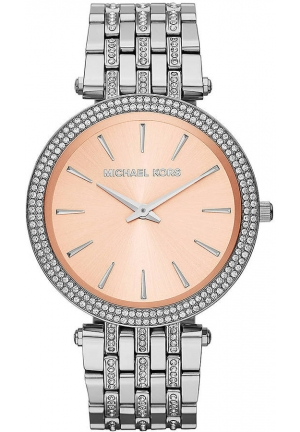 Ladies Darcy Two-Tone Crystal Glitz Watch 39mm