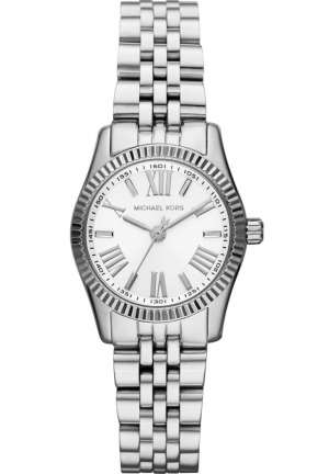 Lexington White Dial Stainless Steel Ladies Watch 26mm