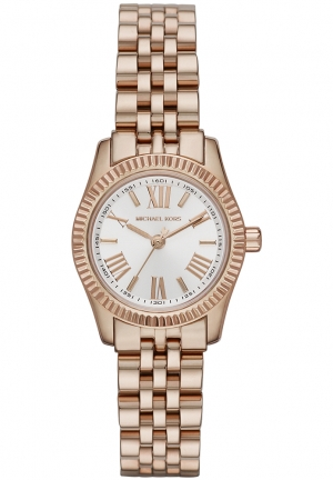 Ladies Lexington Rose Gold-Tone Watch 26mm