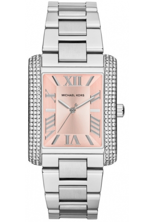 Women's 'Emery' Crystal Accent Bracelet Watch, 31mm x 40mm