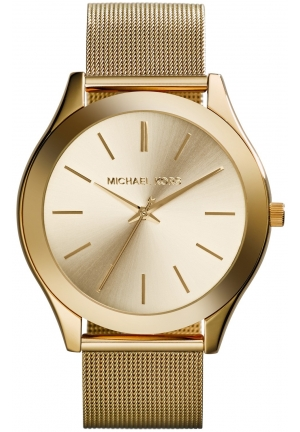 MICHAEL KORS Slim Runway Ladies Watch 43mm