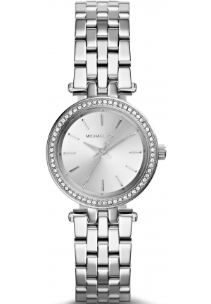 Darci Silver Tone Watch 26mm
