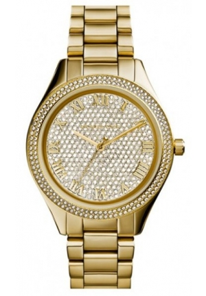 BLAKE Swarovski Crystals Pavé GLITZ Watch 40mm