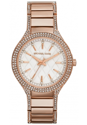 Kerry Rose Gold Tone Watch 38mm