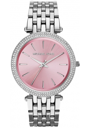 Darci Stainless Steel Bracelet Watch 39mm
