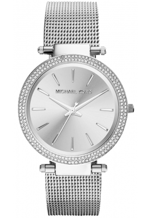 Women'S Darci Stainless Steel Mesh Bracelet Watch 39Mm