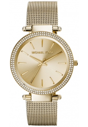 Darci Gold Tone Watch 39mm