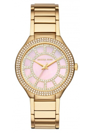 MICHAEL KORS  Kerry Gold-Tone Watch 38mm