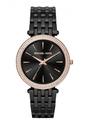 MICHAEL KORS Michael Kors Black Darci Watch 39mm