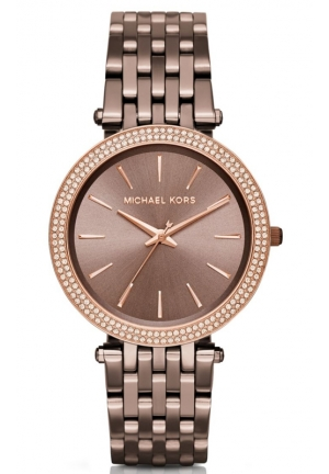 MICHAEL KORS  Darci Pavé Sable Watch