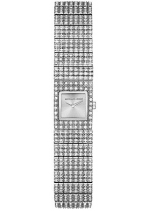 MICHAEL KORS  Cocktail Silver-Tone Watch