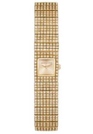 MICHAEL KORS  Cocktail Gold-Tone Watch