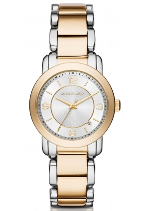 MICHAEL KORS  Mini Two-Tone Watch