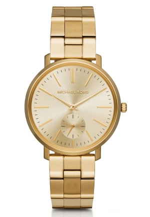MICHAEL KORS  Jaryn Gold-Tone Watch