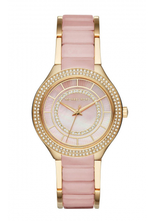 KERRY GOLD-TONE WATCH 37MM