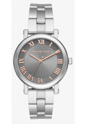 MICHAEL KORS  Norie Silver-Tone Watch