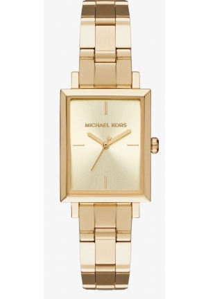 MICHAEL KORS  Harway Gold-Tone Watch