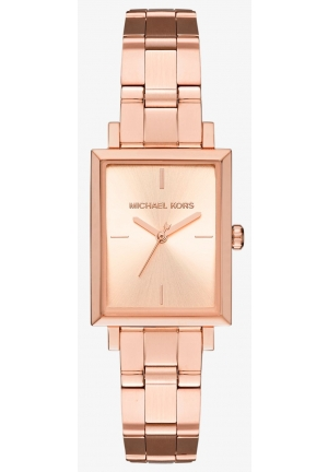 MICHAEL KORS  Harway Rose Gold-Tone Watch