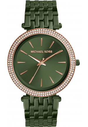 MICHAEL KORS Darci Olive Women Watch 39mm