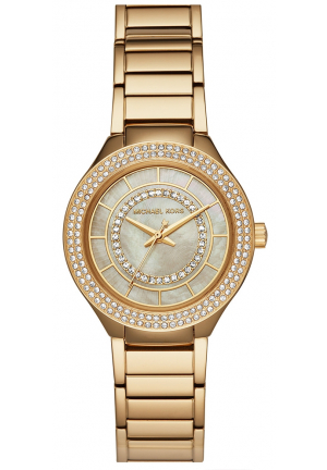 MINI KERRY GOLD-TONE WATCH