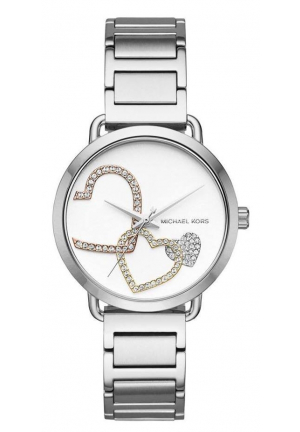 Michael Kors Portia Stainless-Steel Watch