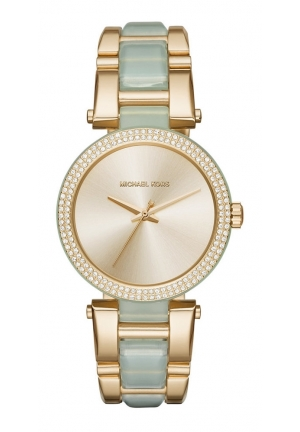 Michael Kors Women's 'Delray' Quartz Stainless Steel Casual Watch