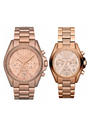 Michael Kors Couple Bradshaw Rose Gold