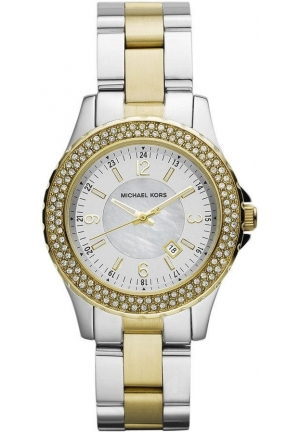 Michael Kors Women's Crystal Watch 33mm