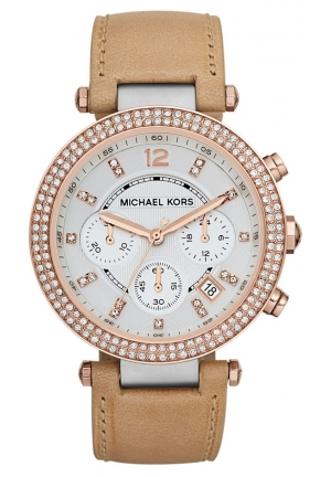 Women's Parker Tan Watch 39mm