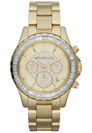 MICHAEL KORS Madison Chronograph Glitz Watch 41mm