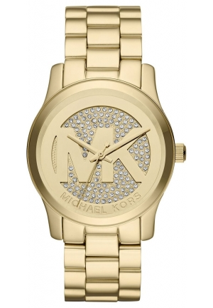 Michael Kors Runway Gold Stainless 38mm