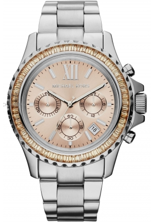 Ladies Michael Kors Everest Chronograph Watch 42mm