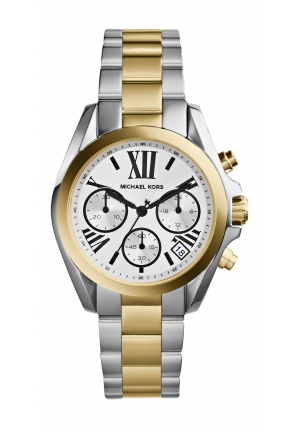 MICHAEL KORS Mini Bradshaw Chronograph Watch 36mm