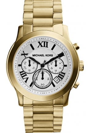 Cooper Gold-Tone Stainless Steel Bracelet Watch 39mm